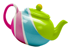 ELEMENT CANDY TEAPOT