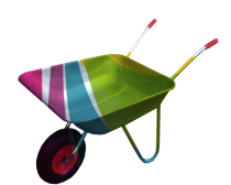 ELEMENT WHEELBARROW