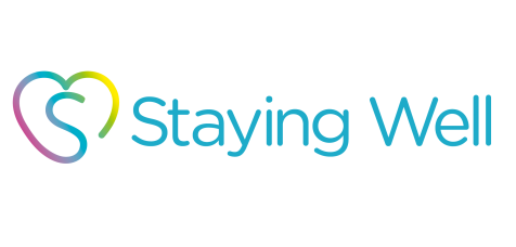 Staying Well Logo blue